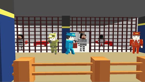 Aperçu American Jail Break - Block Strike Survival Games - Img 2