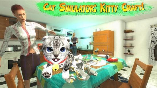 Aperçu Cat Simulator : Kitty Craft - Img 1