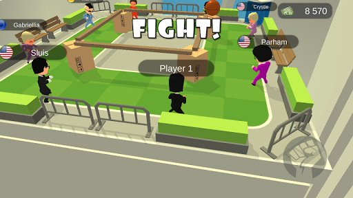 Aperçu I, The One - Action Fighting Game - Img 2