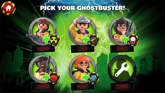 Aperçu PLAYMOBIL Ghostbusters™ - Img 2