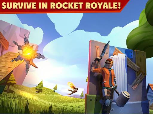 Aperçu Rocket Royale - Img 1