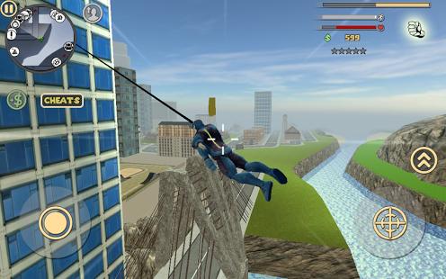 Aperçu Rope Hero: Vice Town - Img 1