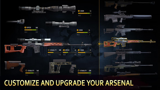 Aperçu Sniper Arena: PvP Army Shooter - Img 2