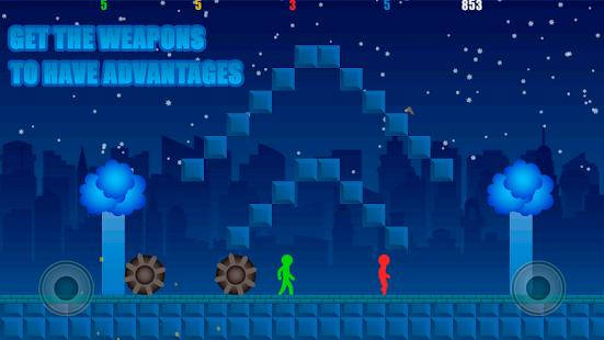 Aperçu Stick Man Game - Img 2