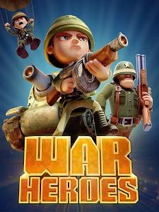Aperçu War Heroes: Guerre Multijoueur Gratuite - Img 1