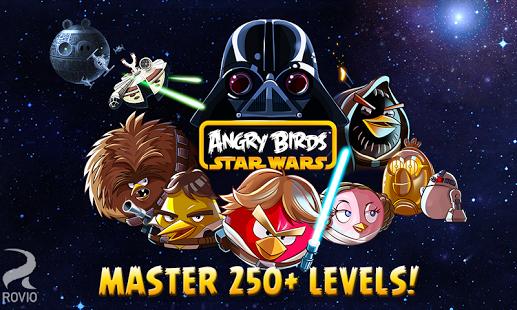 Aperçu Angry Birds Star Wars - Img 1
