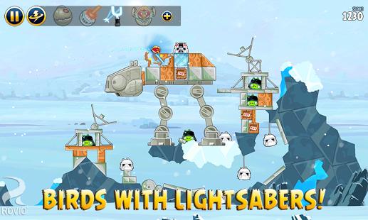Aperçu Angry Birds Star Wars - Img 2