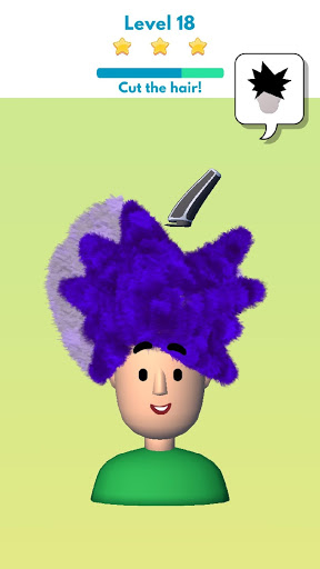 Aperçu Barber Shop - Hair Cut game - Img 1
