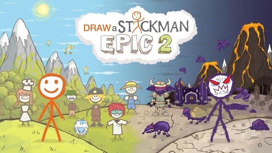Aperçu Draw a Stickman: EPIC 2 - Img 1