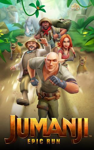 Aperçu Jumanji: Epic Run - Img 1