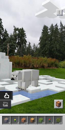 Aperçu Minecraft Earth - Img 1