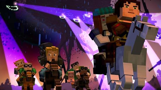 Aperçu Minecraft: Story Mode - Img 2