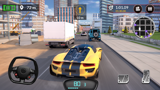 Aperçu Drive for Speed: Simulator - Img 2