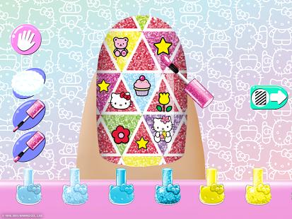 Aperçu Salon de manucure Hello Kitty - Img 2