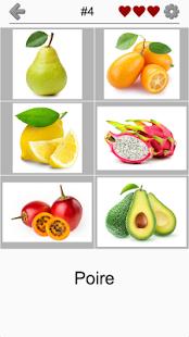 Aperçu Fruits et légumes, noix et baies - Le photo-quiz - Img 2