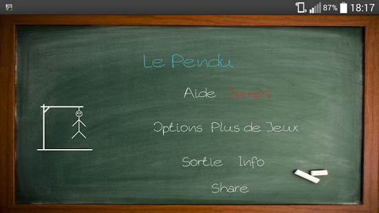 Aperçu Le Pendu en français - Img 2