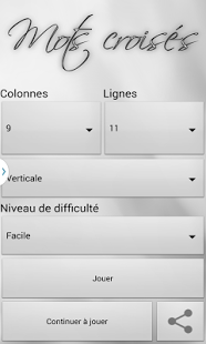 Aperçu Mots Fléchés en Français - Img 1