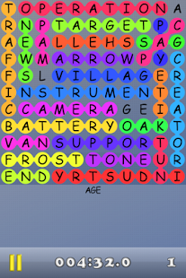 Aperçu Word Search - Img 2