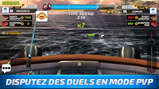 Aperçu Fishing Clash: Jeux de pêche. Simulateur 3D - Img 2