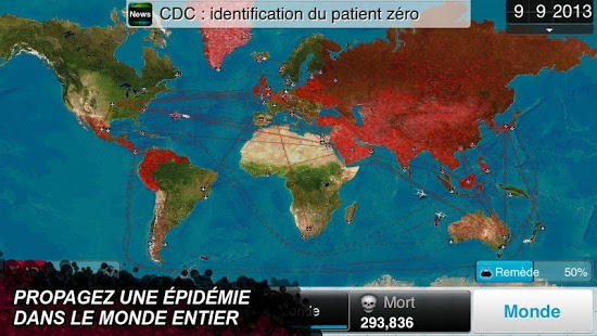 Aperçu Plague Inc. - Img 2