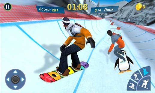 Aperçu Maître de Snowboard 3D - Img 1