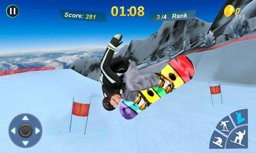 Aperçu Maître de Snowboard 3D - Img 2