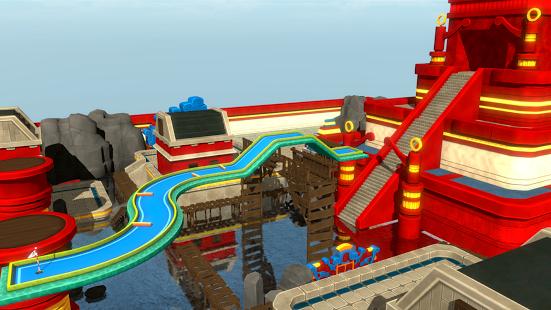 Aperçu Mini Golf 3D City Stars Arcade - Multiplayer Clash - Img 1