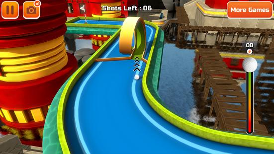Aperçu Mini Golf 3D City Stars Arcade - Multiplayer Clash - Img 2