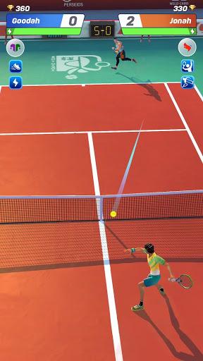 Aperçu Tennis Clash: 3D Sports - Free Multiplayer Games - Img 2