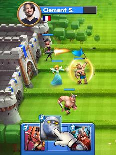 Aperçu Castle Crush: Jeux Gratuit de Stratégie en Ligne - Img 1