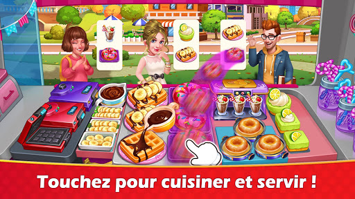 Aperçu Cooking Hot - Un jeu culinaire déjanté - Img 1