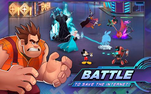 Aperçu Disney Heroes: Battle Mode - Img 1