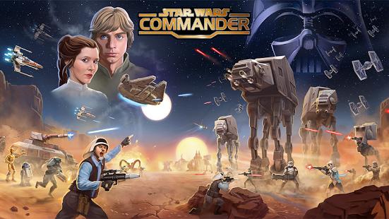 Aperçu Star Wars: Commander - Img 1