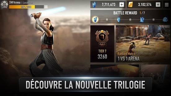 Aperçu Star Wars™: Force Arena - Img 1
