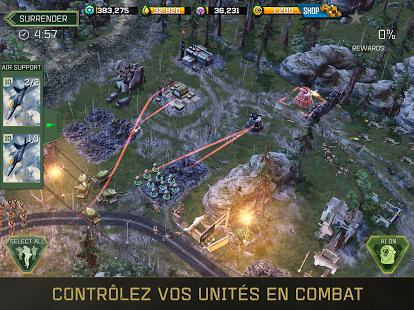 Aperçu War Commander: Rogue Assault - Img 2